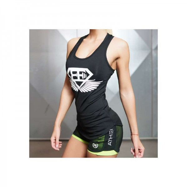 Body Engineers ATHENA X Tank 2.0 – Black