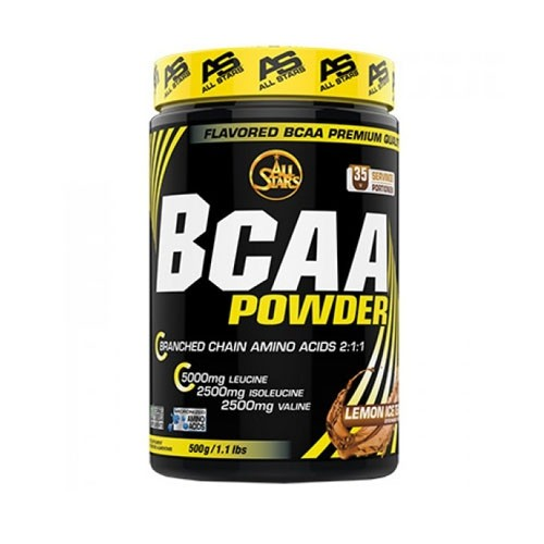 All Stars BCAA Powder 500g