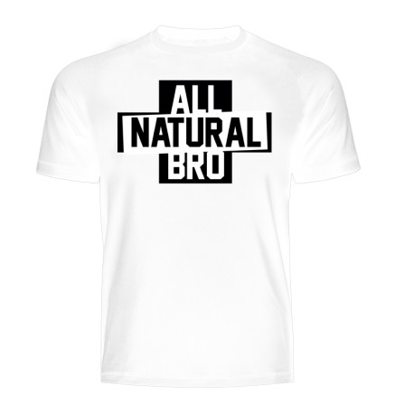 B.A.M All Natural BRO T-Shirt