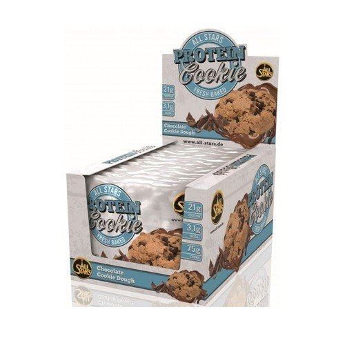 Protein Cookie All Stars - 12 pieces a 75g