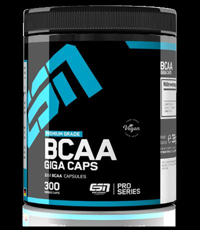 ESN BCAA Giga Caps 300 Kapseln