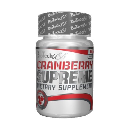 Biotech USA Cranberry Supreme 60 Tabletten