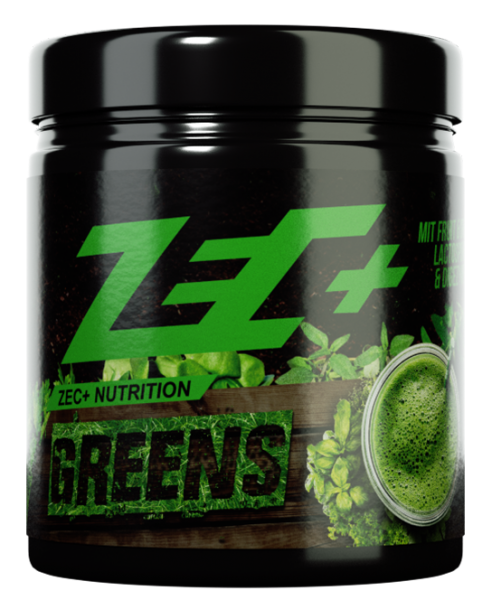 Zec+ Nutrition Greens 300g