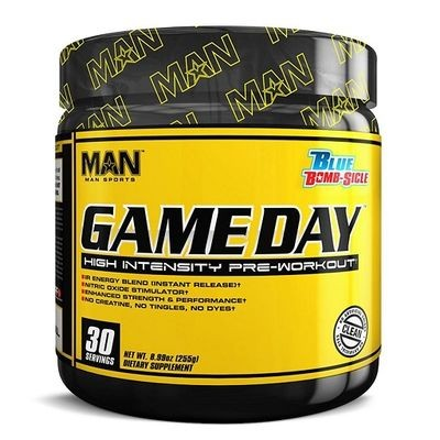 MAN Sports Nutrition Gameday 510g - 30 Servings