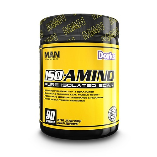 MAN Sports ISO Amino - 2:1:1 BCAA