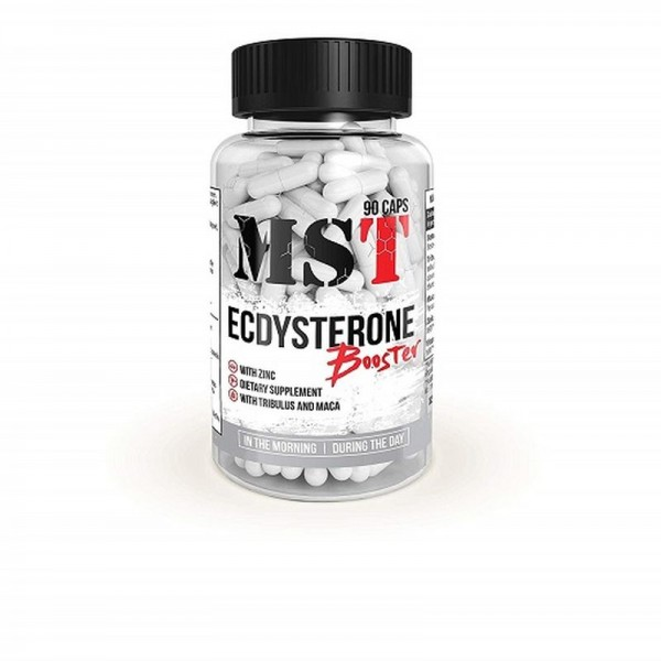 MST Ecdysterone Booster 90 Kapseln - MUSCLE SUPPLEMENT