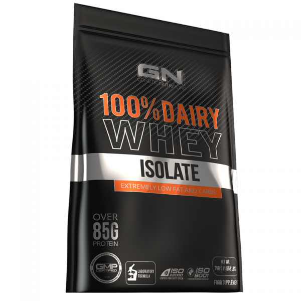 GN Laboratories 100% Dairy Whey ISOLATE 750g