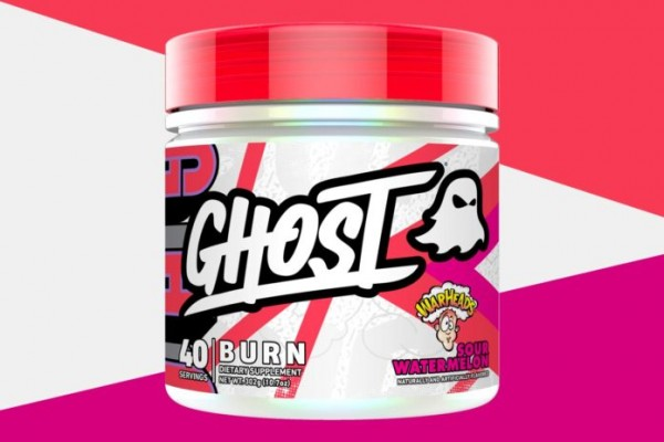 Ghost Burn 302g - 40 Servings Fatburner