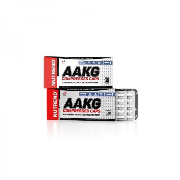 Nutrend AAKG Compressed Kapseln - 120 Kapseln