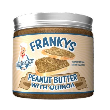 Frankys Bakery Peanut Butter Quinoa 450g