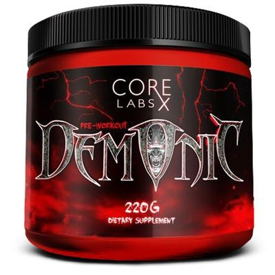 Revange Nutrition Possessed/Demonic Booster 220g - 35 Servings by CoreX Labs