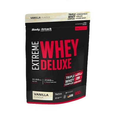 Body Attack Extreme Whey Deluxe 900g - Whey Protein