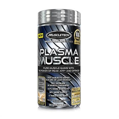 MuscleTech Plasma 84 Kapseln