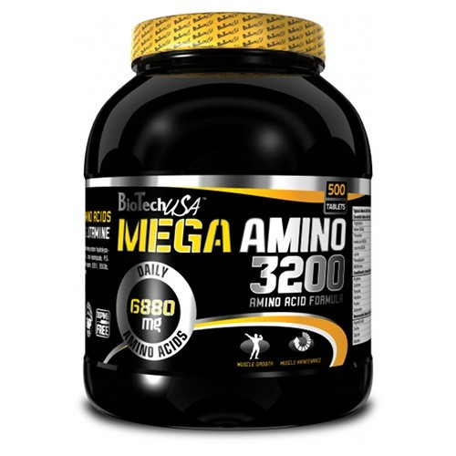 Biotech USA Mega Amino 3200 - 300 Tabletten