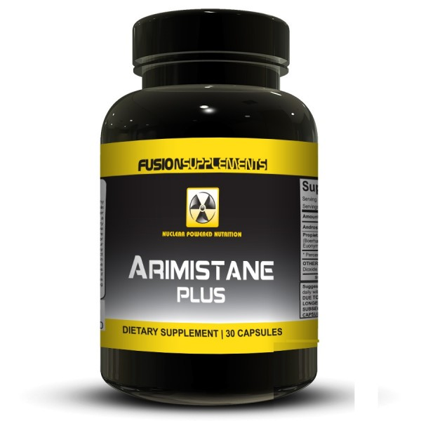 Fusion Supplements Arimistane Plus 30 Kapseln