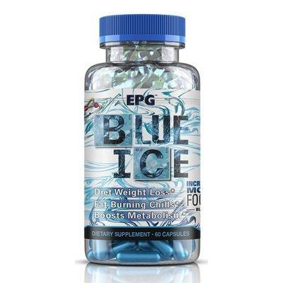 EPG Blue Ice 60 Kapseln - Diet Focus Fatburner