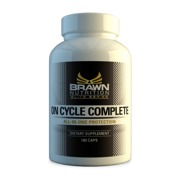 Brawn On Cycle Complete - 180 Kapseln