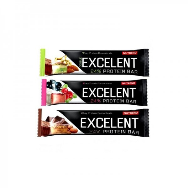 Nutrend Excelent Protein Bar 18x 85g Riegel