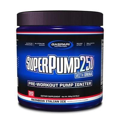 Gaspari Super Pump250 325g - US VERSION