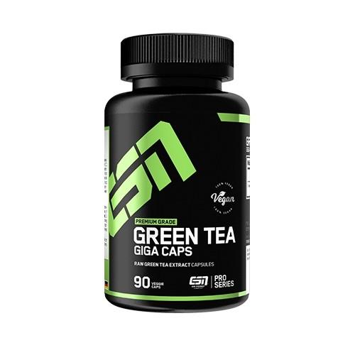 ESN Green Tea Giga Caps 90 Kapseln