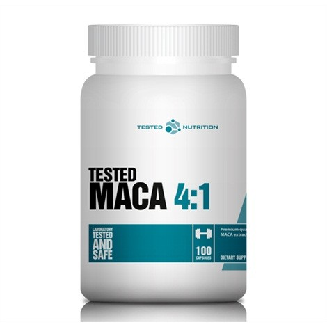 Tested Nutrition Maca 4:1