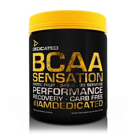Dedicated BCAA Sensation V2 345g