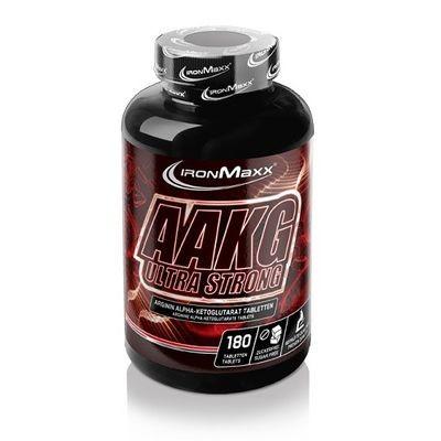 IronMaxx AAKG Ultra Strong 180 Tabletten