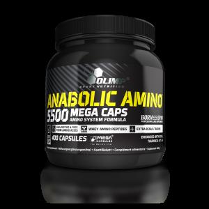 Olimp Anabolic Amino 5500 Mega Caps 400 Kapseln