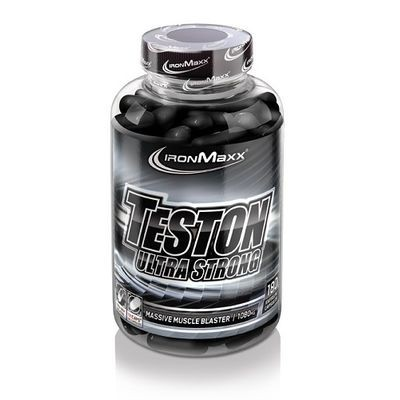 IronMaxx Teston Ultra Strong 180 Tricaps