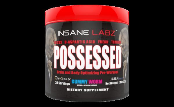 Insane Labz Possessed 222g - 30 Servings