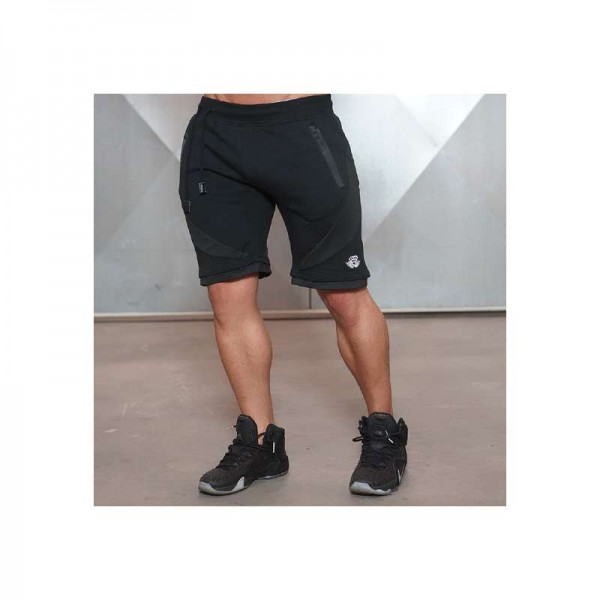 Body Engineers YUREI Shorts – ALL BLACK