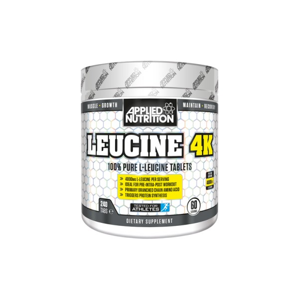 Applied Nutrition Leucine 4K 240 Tabletten