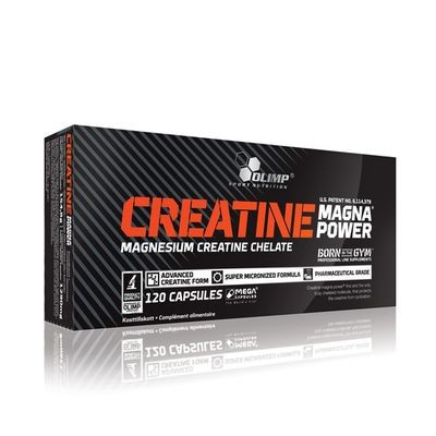 Olimp Creatine Magna Power 120 Kapseln