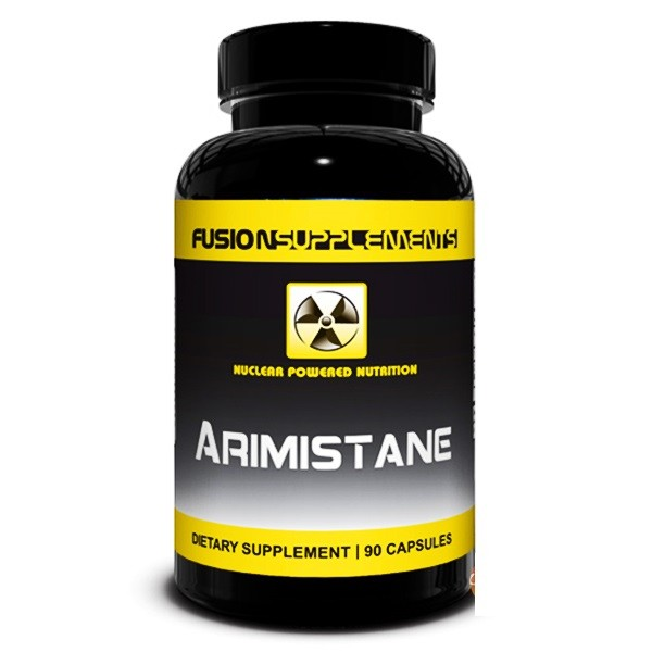 Fusion Supplements Arimistane 90 Kapseln