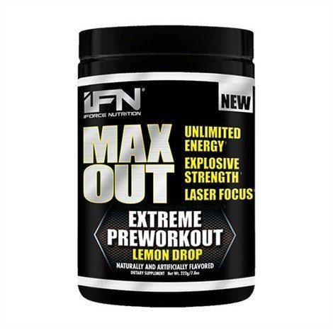 iForce Nutrition Max Out 222g
