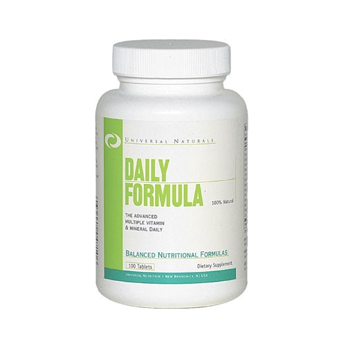 Universal Nutrition Daily Formula 100 Kapseln