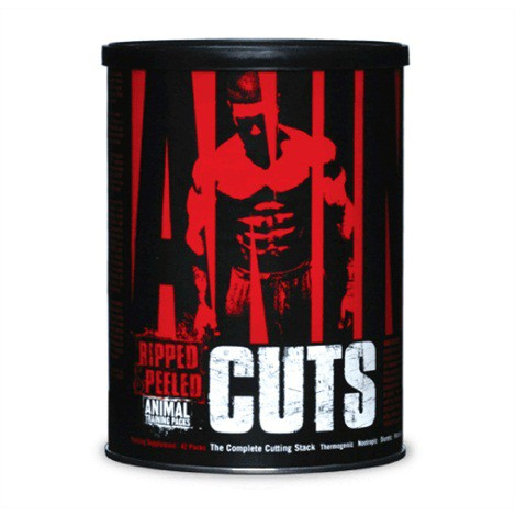 Universal Nutrition Animal Cuts - 42 Packs