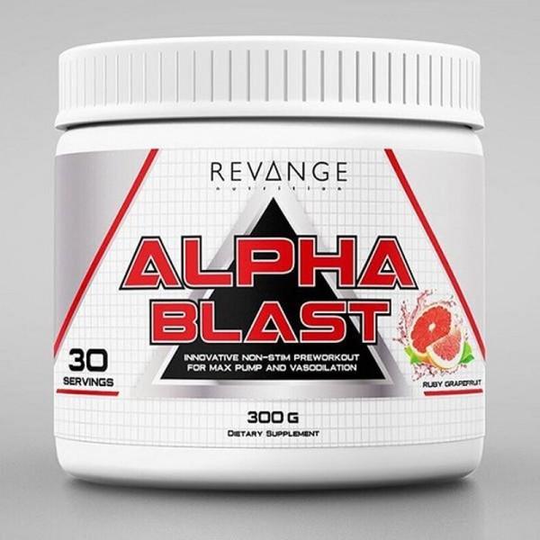 Revange Nutrition Alpha Blast 300g - 30 Servings