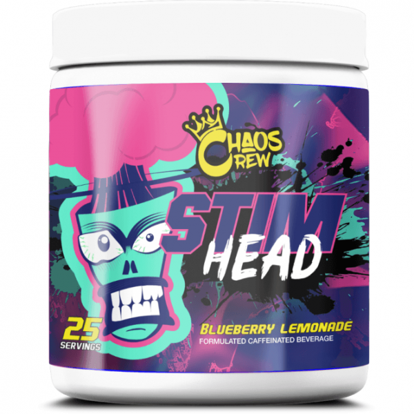 CHAOS CREW Stim Head 207g - STIM BOOSTER