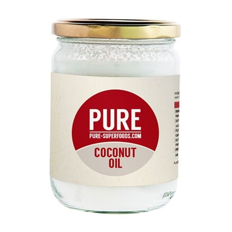 Pure Coconut Oil 450g - REINES KOKOSNUSSÖL