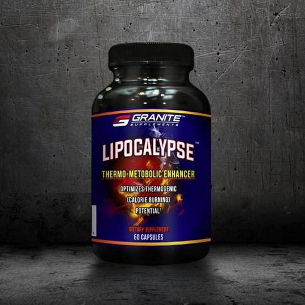 Granite Lipocalypse 60 Kapseln (Fat Burner)
