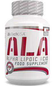 Biotech USA ALA 50 Kapseln