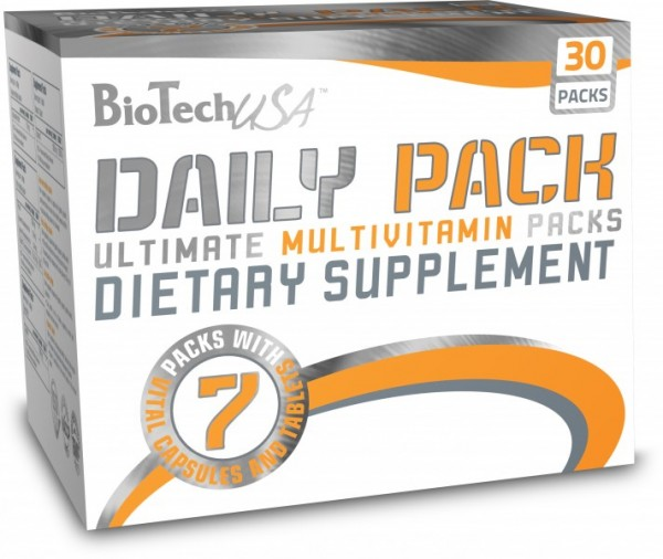 Biotech USA Daily Pack - 30 Packs
