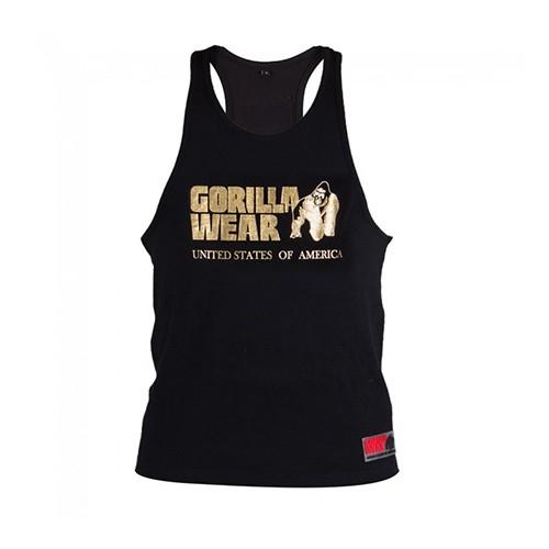 Gorilla Wear Classic Tank Top – Gold