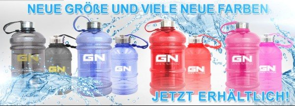 GN Laboratories Waterbottle