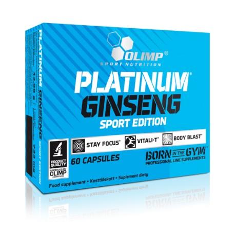 Olimp Platinum Ginseng 60 Kapseln