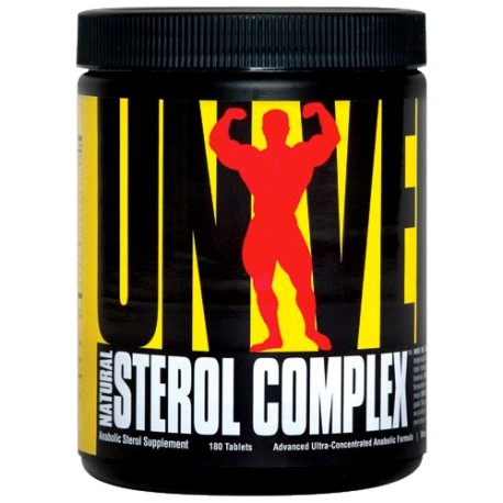 Universal Natural Sterol Complex 180 Tabletten