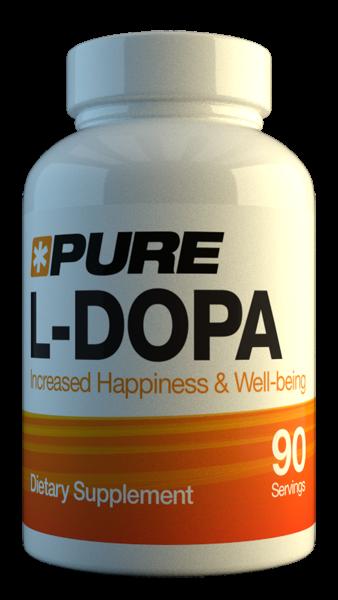 Pure L-Dopa 90 Kapseln