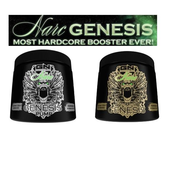 GN Laboratories Narc Genesis Combi Bundle - Narc Genesis + Narc Genesis Pump
