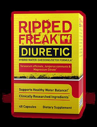 PharmaFreak Ripped Freak Diuretic 48 Kapseln